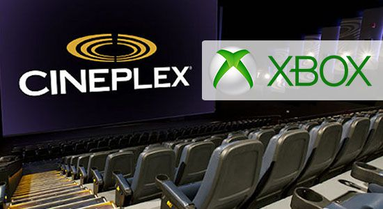Cineplex Xbox Party