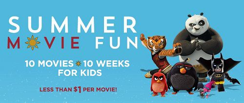 Harkins Summer Movie Fun Tickets