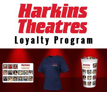 Harkins Theatres Loyalty Program