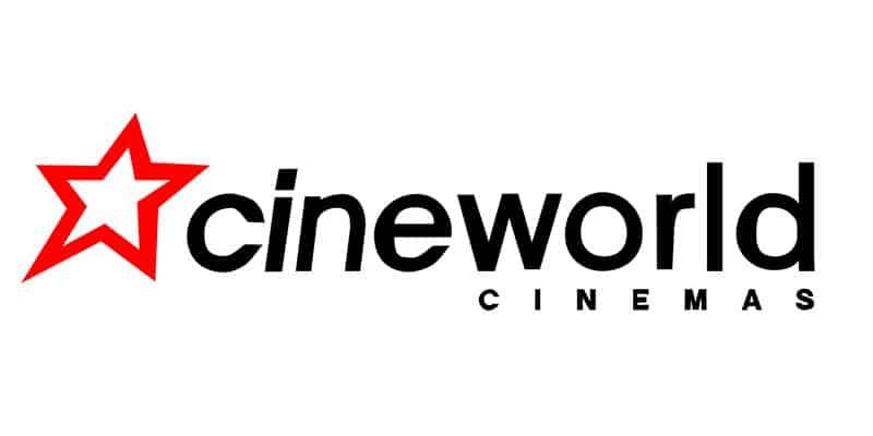 Cineworld cinemas logo
