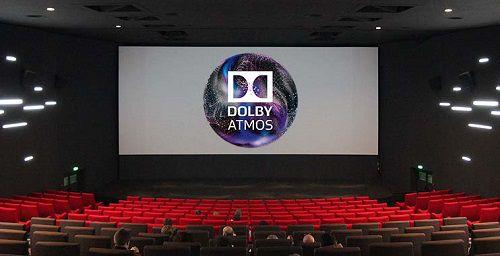 Dolby ATMOS at Maya Cinemas