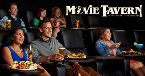 Movie Tavern Luxury Theaters