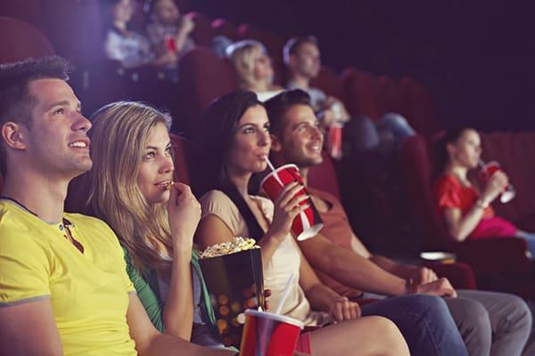 Movie theater robbed meme