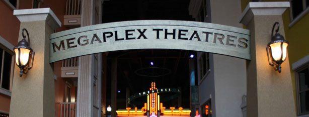 Megaplex Theatres Jordan Crossing