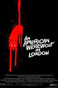 An American Wolf in London 2019