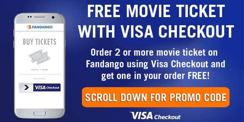Fandango movie tickets coupons