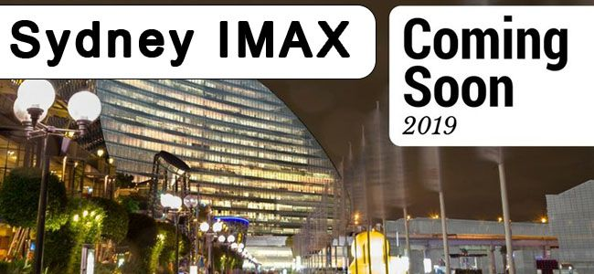 Sydney IMAX - World Biggest IMAX Screen 2019