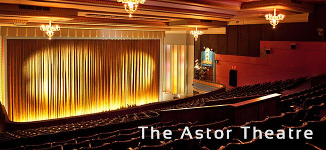 The Astor Theatre Largest Capacity Cinema
