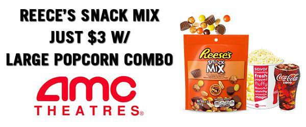 AMC Movie Concession Promotion