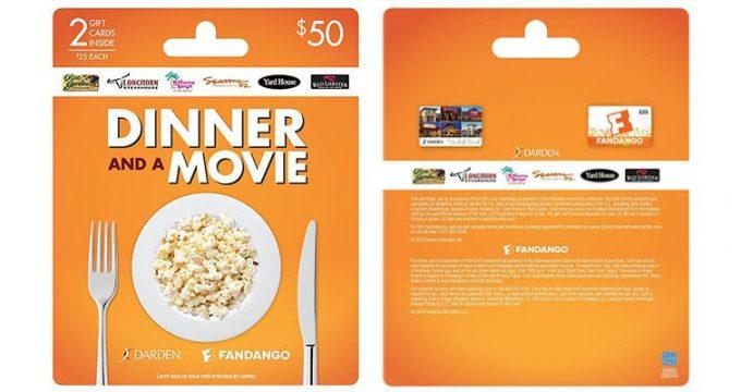 Amazon   Fandango   Darden   Movie Combo