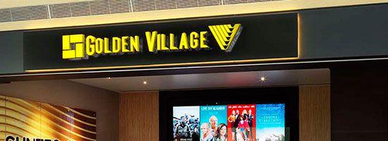 Golden Village Cinema Suntec