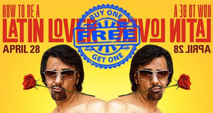 How To Be A Latin Lover Movie Deal