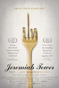Jeremiah Tower Poster