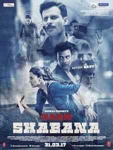 Naan Shabana Poster