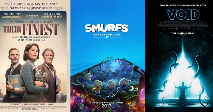 New Movies   7th April 2017 Featured