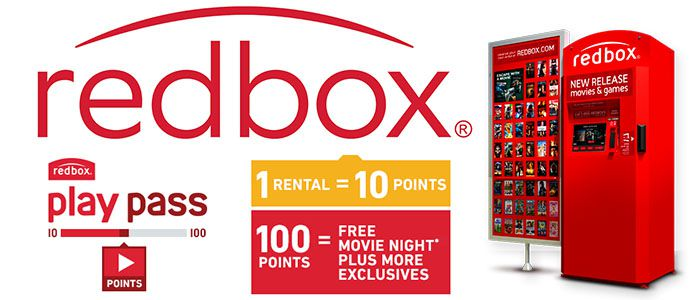 Redbox Play Pass Info