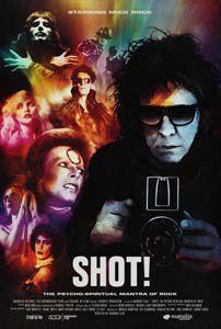 SHOT! Psycho Spiritural Mantra of Rock Poster