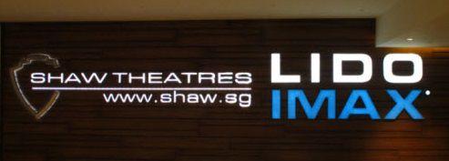 Shaw Cinemas Singapore