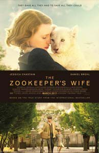 The Zookeepers Wife Poster