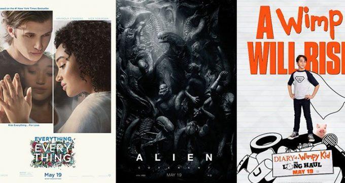 New Movies – 19th May 2017