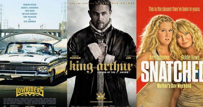 New Movies   12th May 2017