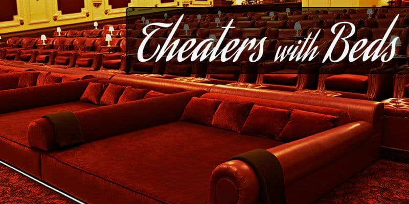 Movie Theatre With Couches