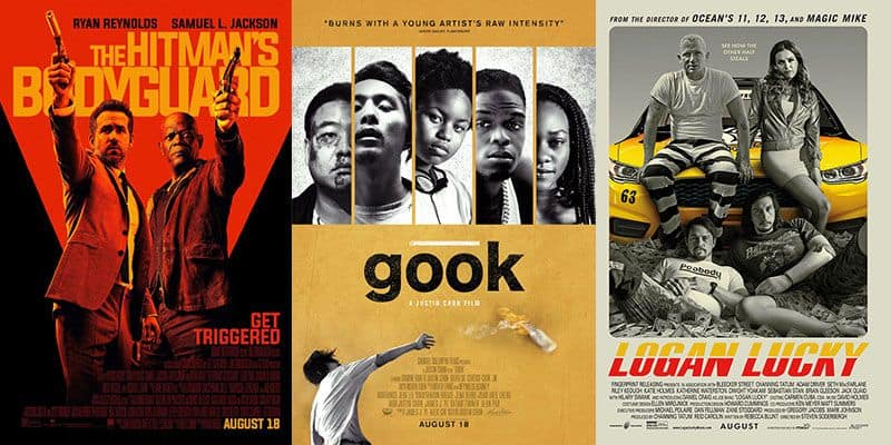 New Movies   August 18th