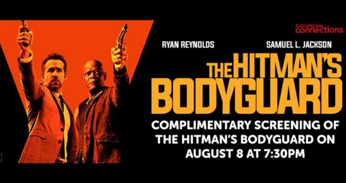 The Hitmans Bodyguard Free Movie Tickets Cinemark