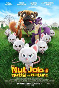 The Nut Job 2 Movie Poster