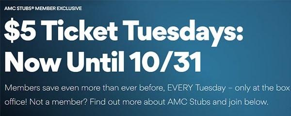 AMC Stubs Cheap Tickets