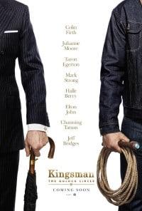 Kingsmand GOlden Circle Movie Poster