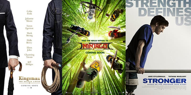 New Movies – Week 37 – September 22nd