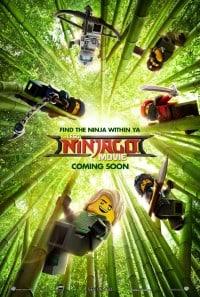 Ninjago Lego Movie Poster