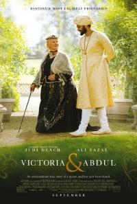 Victoria and Adbul Movie Poster