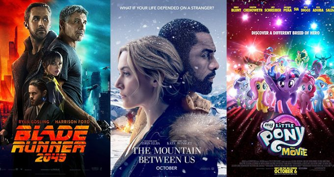 New Movies – Week 39 – October 6th