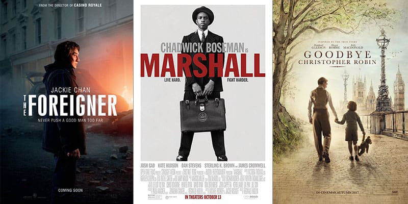 New Movies – Week 40 – October 13th