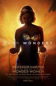 Professor Marston and the Wonder Women Movie Poster