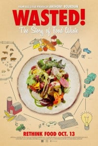 Waste The Story of Food Waste Movie Poster