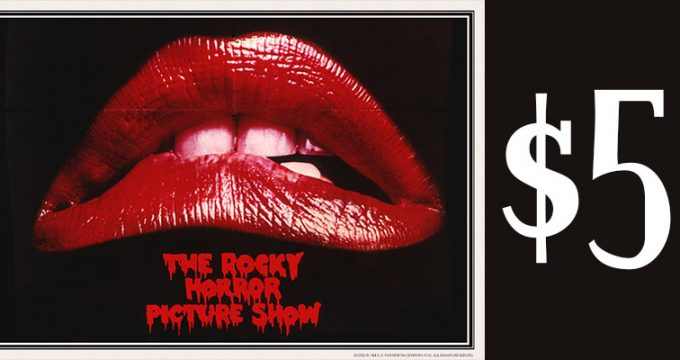 rocky horror show movie deal AMC