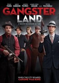 Gangster Land Movie Poster