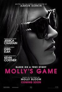 Mollys Game Movie Poster