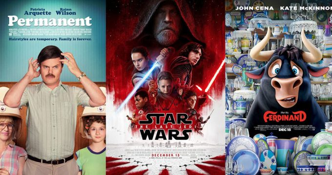 New Movies – Week 50   December 15th