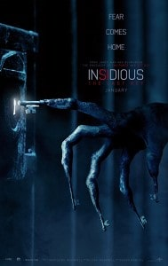 Insidious The Last Key Movie Poster