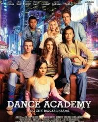 Dance Academy Movie Poster