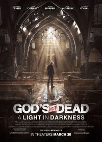 Gods Not Dead A Light In Darkness 2018 Movie Poster
