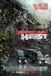 Hurricane Heist Movie Poster