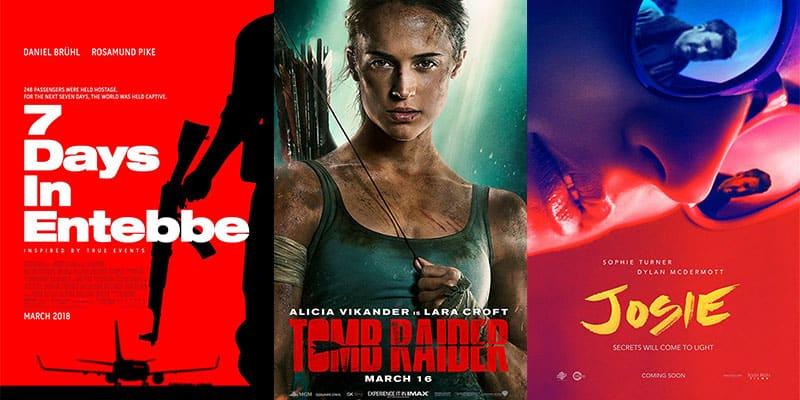New Movies   Week 11   March 16th