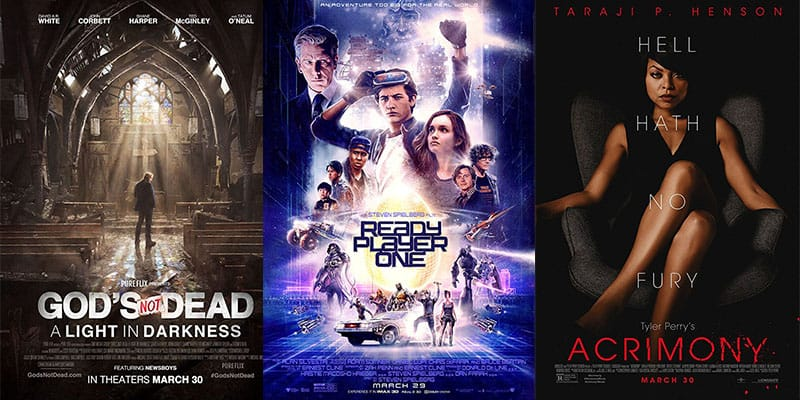 New Movies   Week 13   March 28th