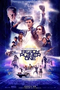 Ready Player One Movie Poster 2018