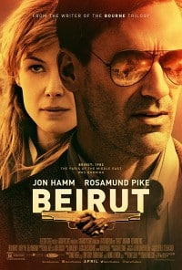 Beirut Movie Poster 2018